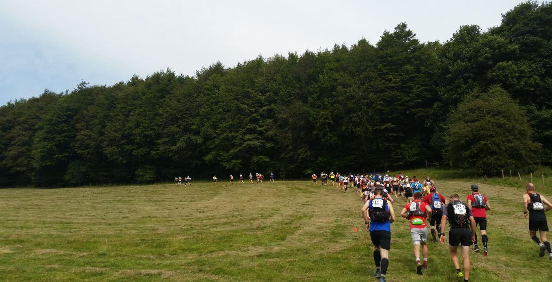İlk 500 metre.