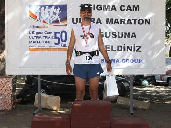 I. Sigma Cam Çekmeköy 50K: Türkiye'nin ilk tek etap ultra patika koşusu