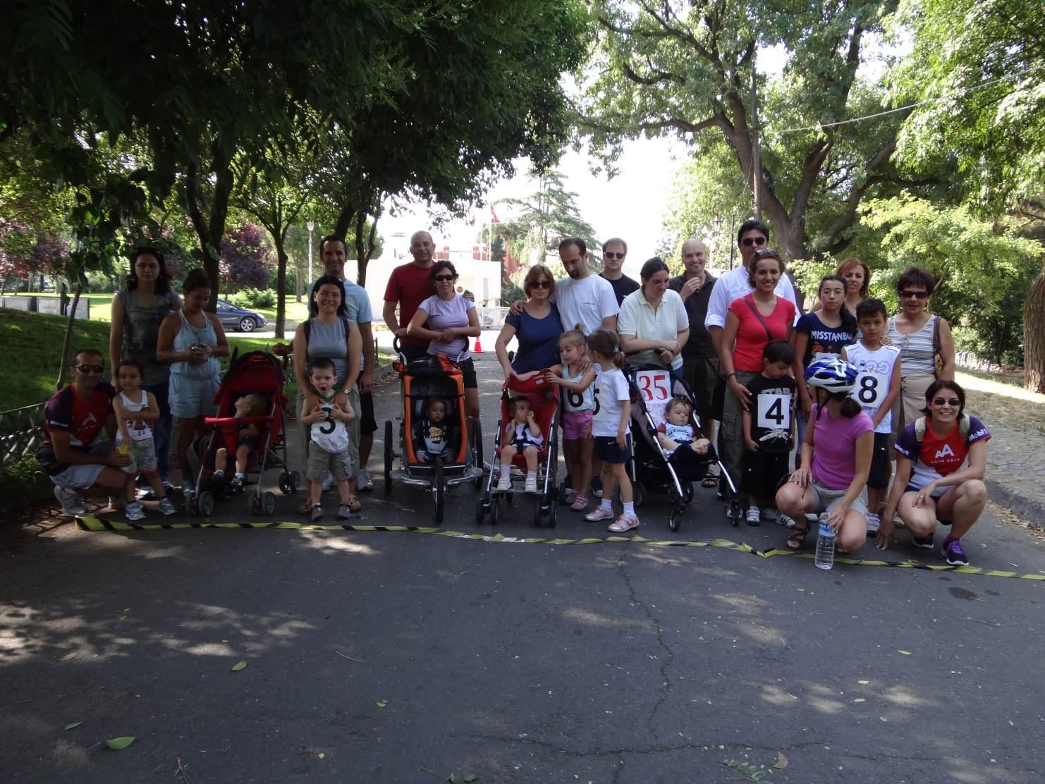 III. Aile Koşu-Yürüyüş Şenliği