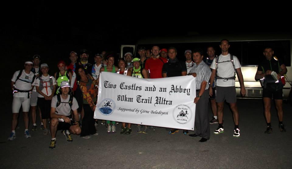Katara Kalesi, 04:50, pre-start foto. F:Castlesultra.com