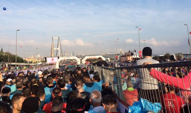 İstanbul 15km: Vazgeçemediğim ama Kızdığım Sevgili Koşu